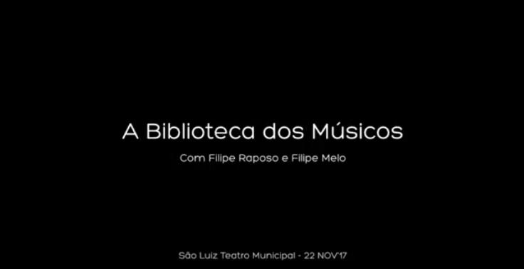 Filipe Melo e Filipe Raposo - DdD17